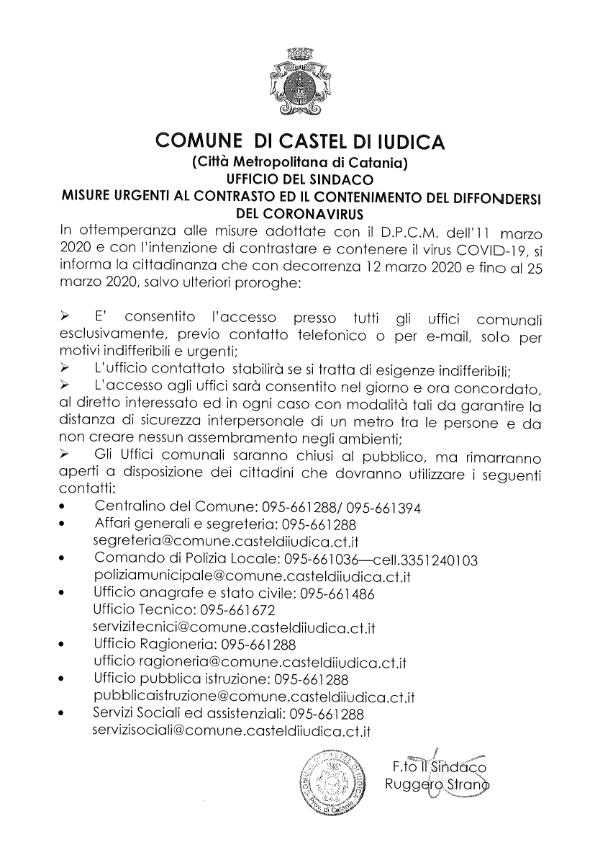 Comune di Castel Di Iudica